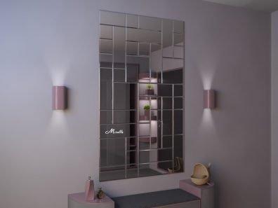 Зеркальное панно David