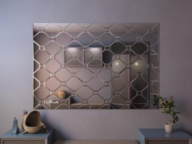 Зеркальное панно Falcon