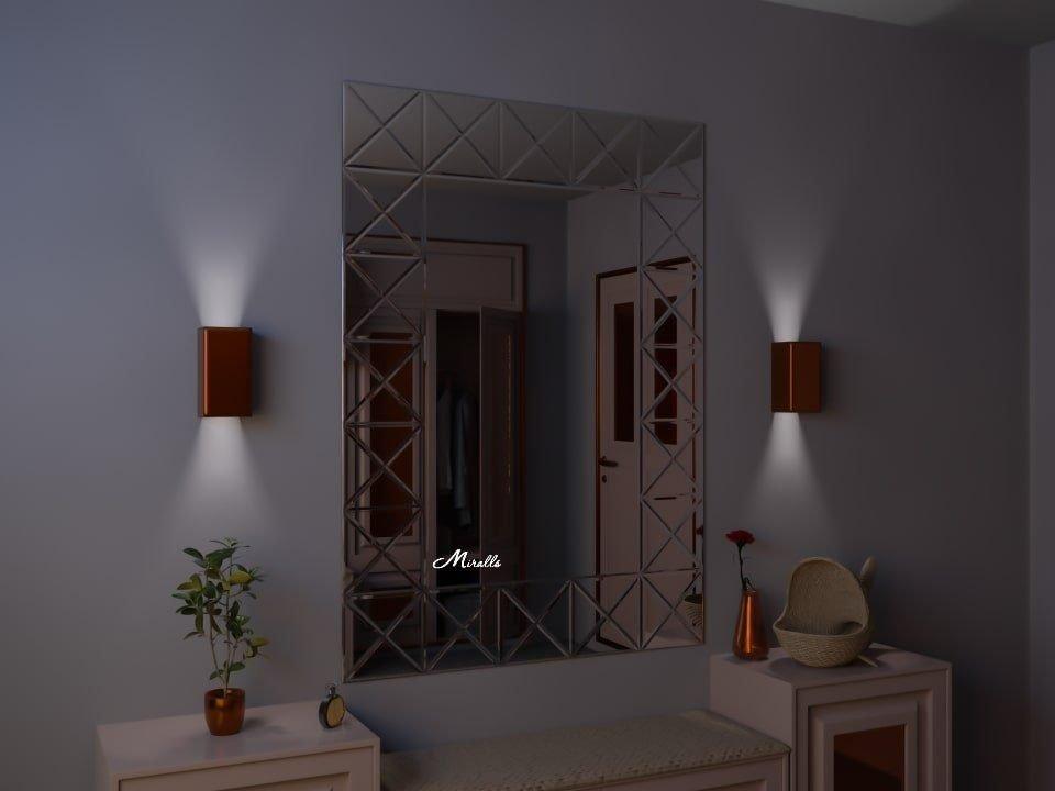 Зеркальное панно Galliano