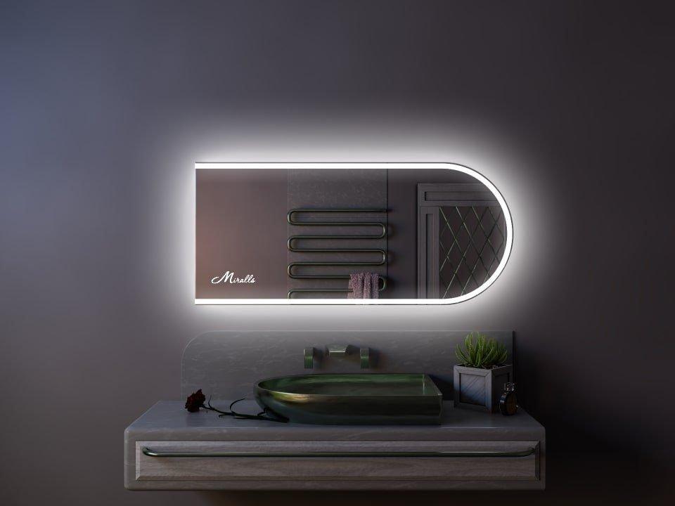 Эксклюзивное зеркало с подсветкой Carmen Plus