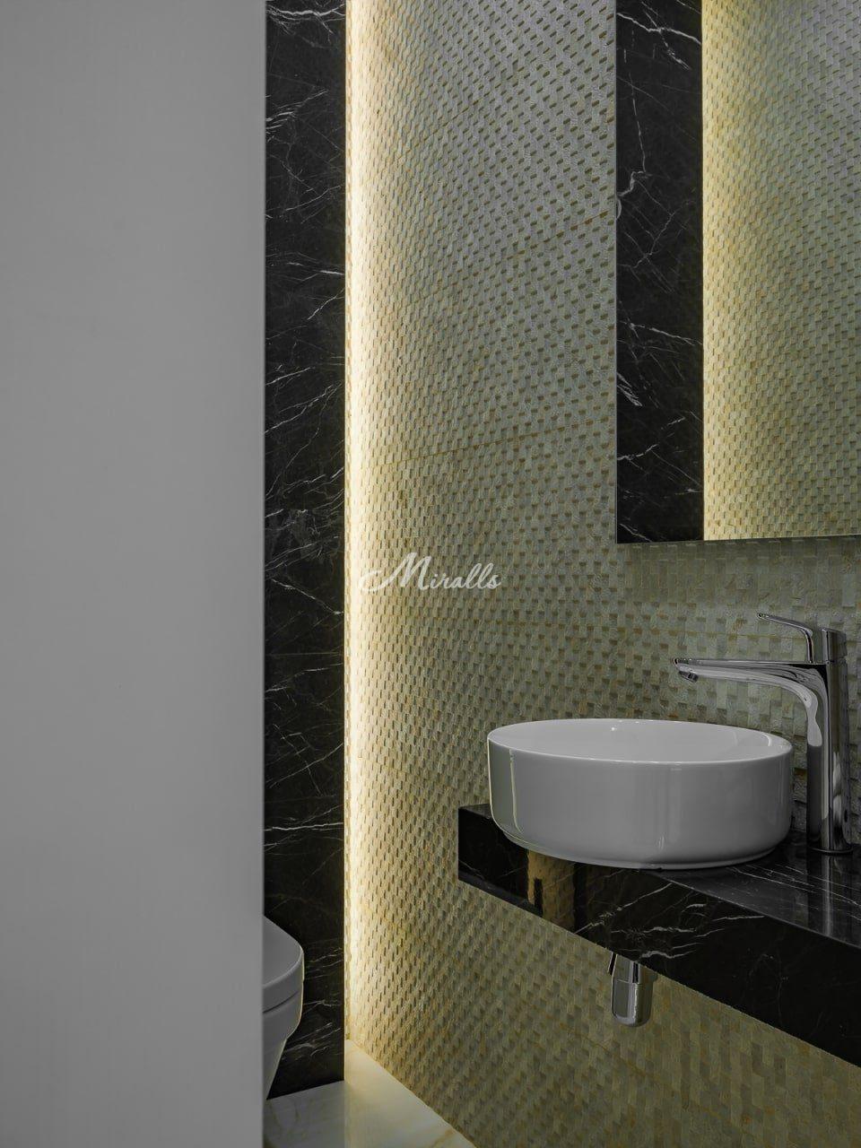 Зеркала Miralls в журнале дизайнерских решений Архидом