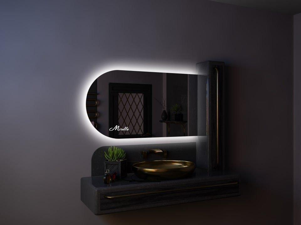 Зеркало с подсветкой Carmen Extra