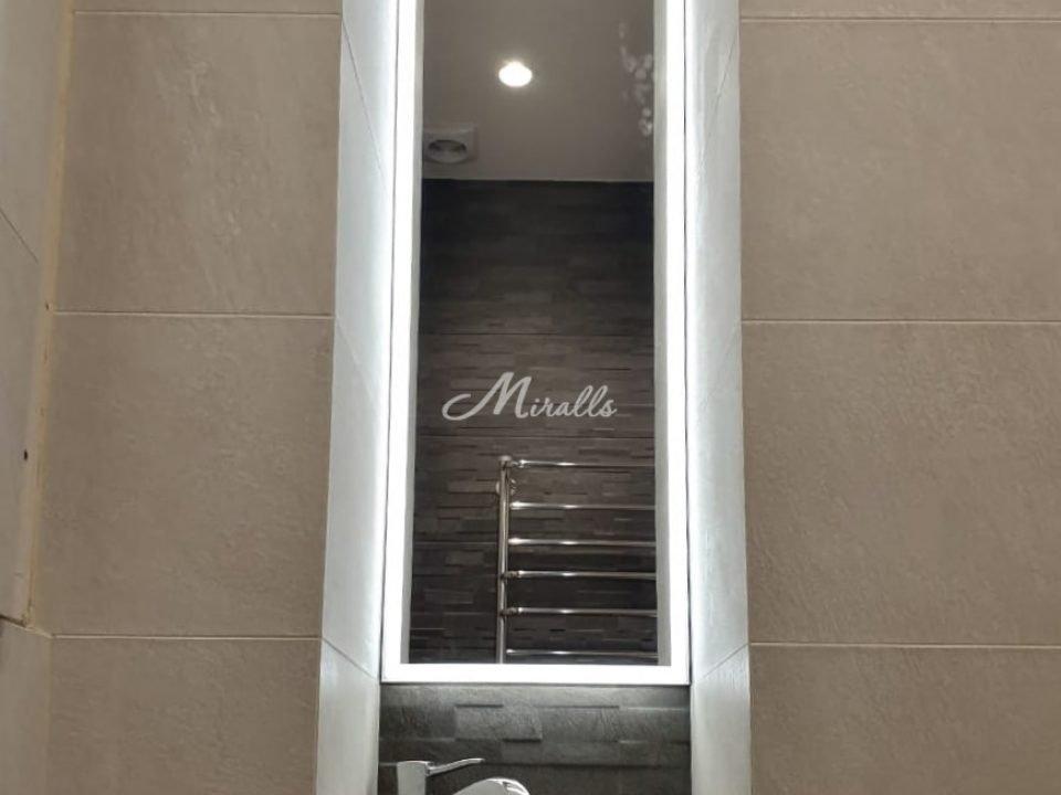 Зеркало Murano в ЖК Лучи