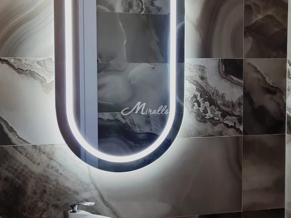 Зеркало Aura (модификация) в ЖК Самолет