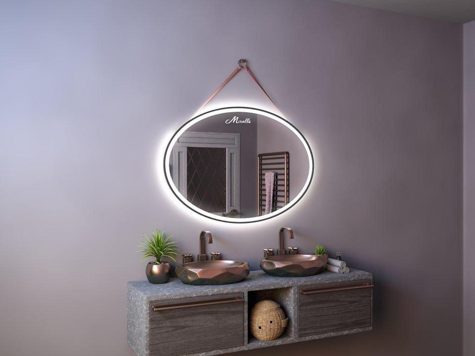 Эксклюзивное зеркало на ремне и с подсветкой Rapsody Plus