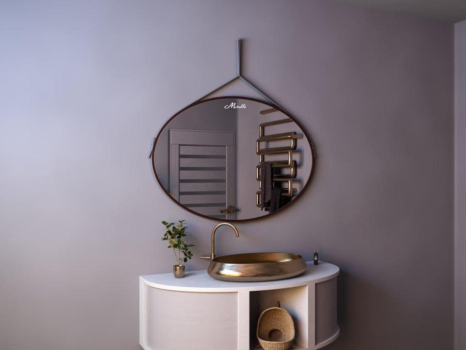 Эксклюзивное зеркало на ремне Olympia