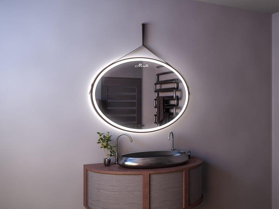 Эксклюзивное зеркало на ремне Olympia Plus
