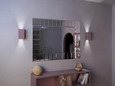 Зеркальное панно Arbor
