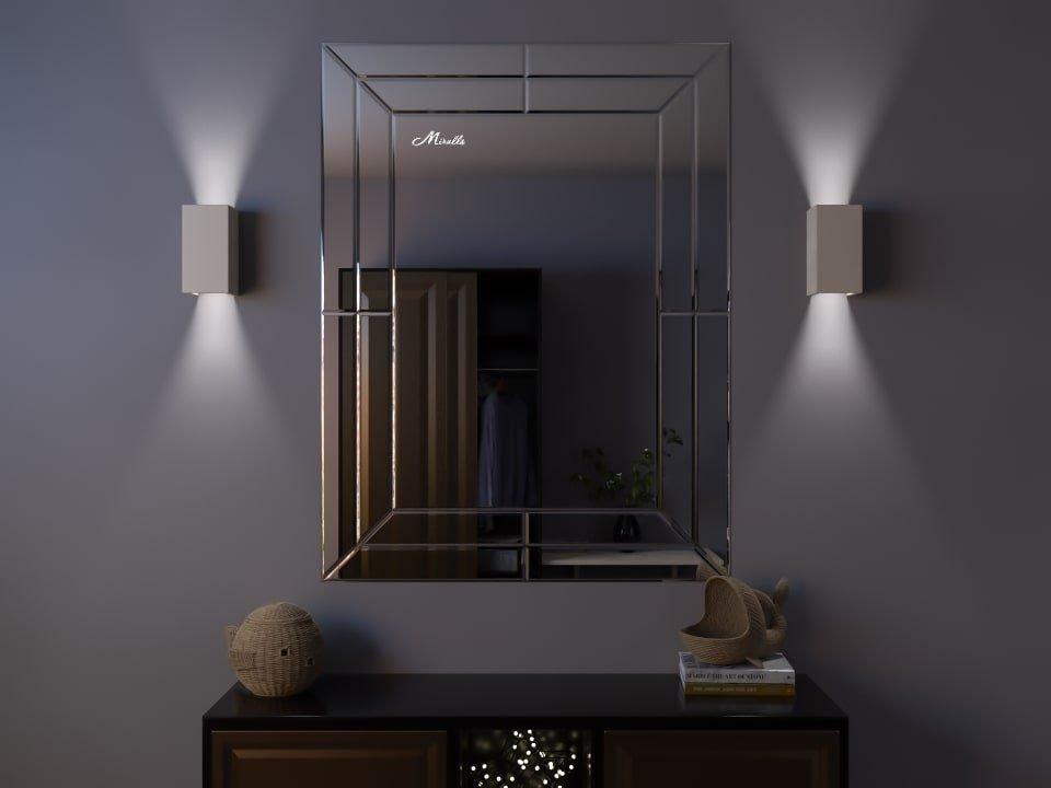 Зеркальное панно Quantum