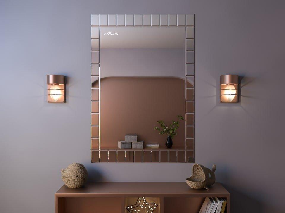 Зеркальное панно на стену Conrad