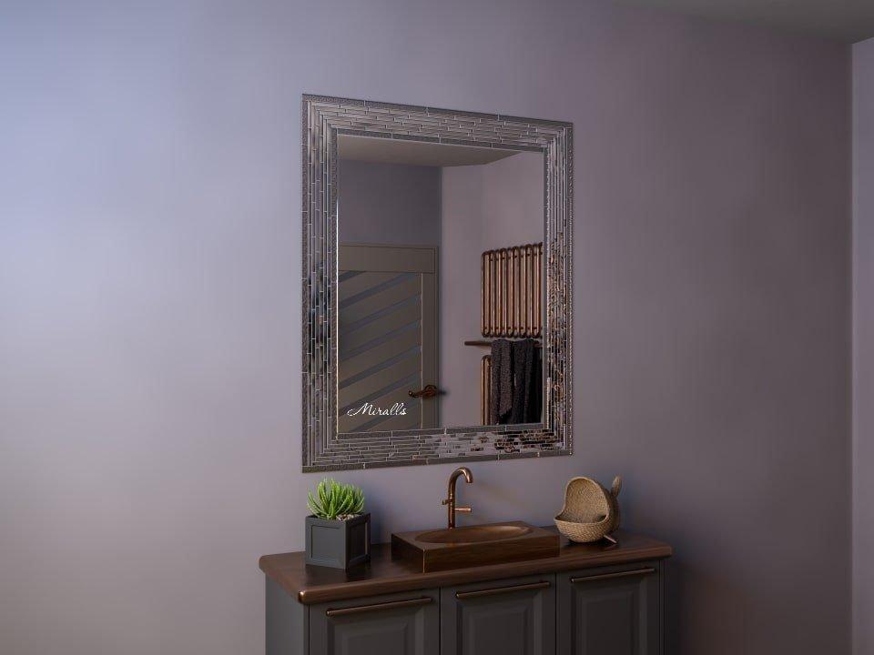 Эксклюзивное зеркало из мозаики Jasmin