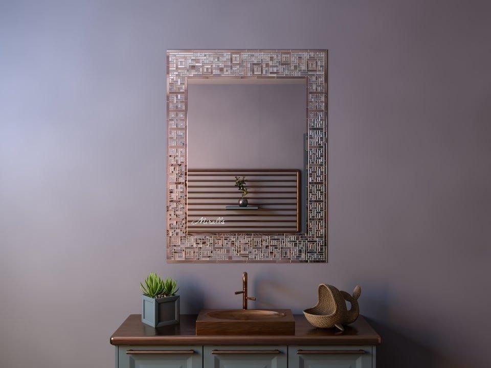 Эксклюзивное зеркало из мозаики Marrakesh