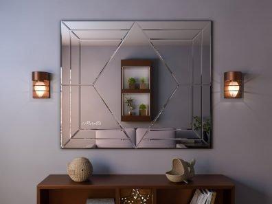 Эксклюзивное зеркало с фацетом Luciano