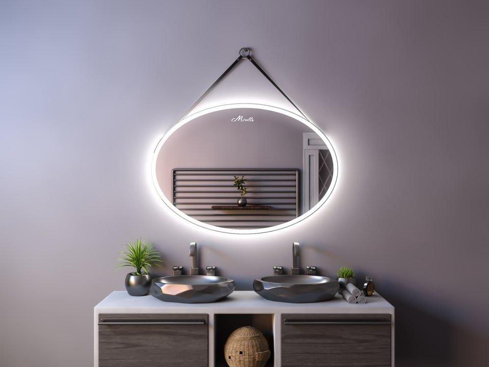 Эксклюзивное зеркало на ремне с подсветкой Nomad Plus