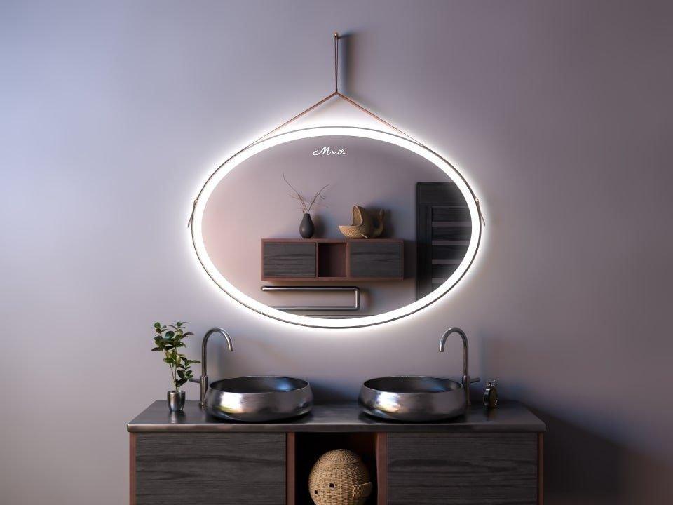 Эксклюзивное зеркало на ремне с подсветкой Symphony Plus