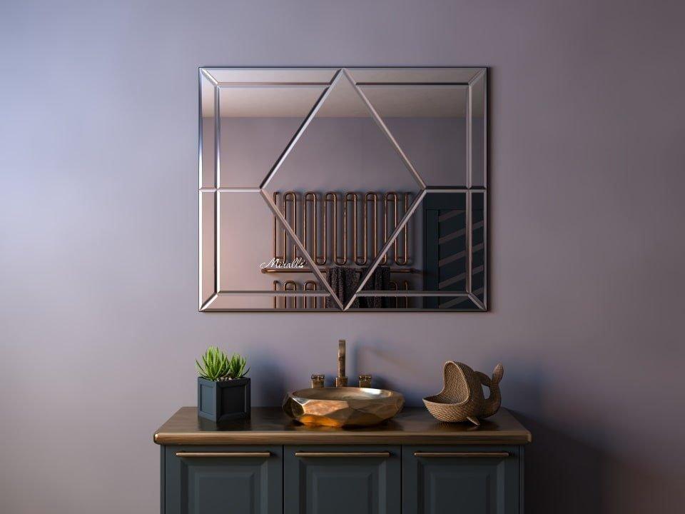Навесное зеркальное панно - Isabel