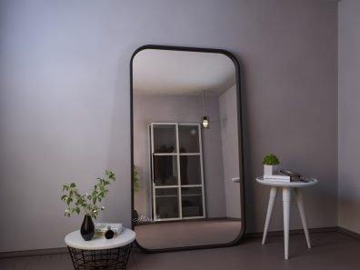 напольное зеркало в раме без подсветки Elia
