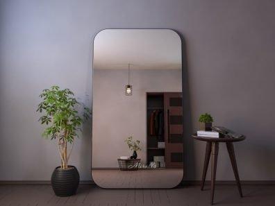 прямоугольное напольное зеркало без подсветки Alcon