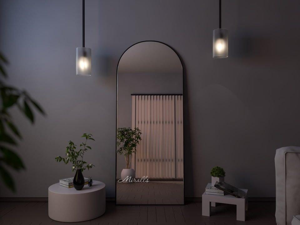 напольное зеркало Solange без подсветки