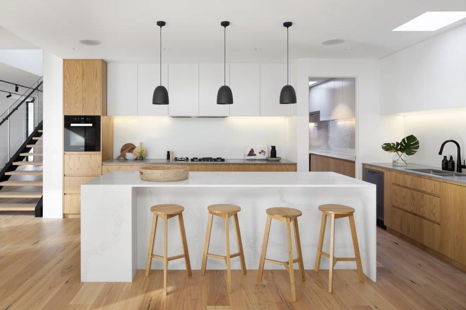 Статья - Главные ошибки в дизайне интерьера - цвет для интерьера кухни
