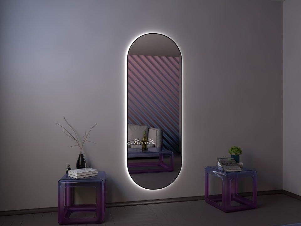 зеркало Ameli XL с интерьерной подсветкой
