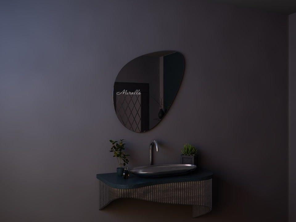 зеркало необычной формы Dana без подсветки