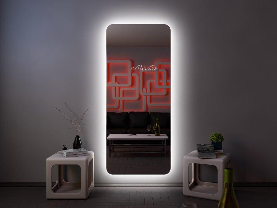 Зеркало с интерьерной подсветкой Lux XL