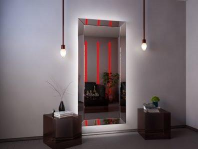 Зеркало с интерьерной подсветкой Provance XL
