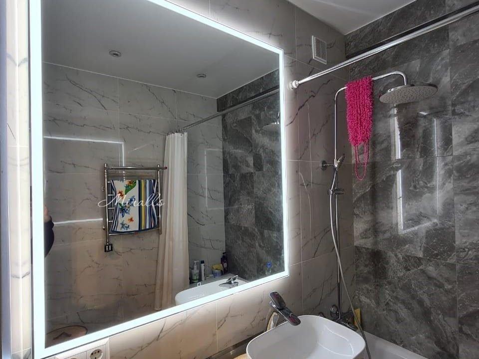 зеркало в ванне Murano Extra