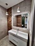 Зеркало Fusion в ванной комнате