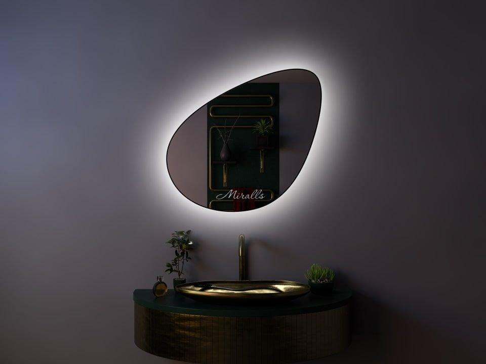 Зеркало с подсветкой Monic Extra