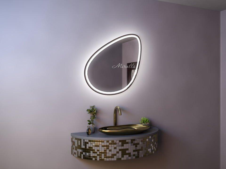 Зеркало с подсветкой Monic Plus