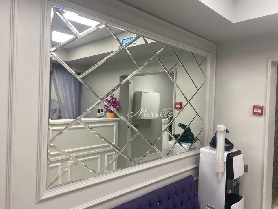 Панно зеркальное Tiffani