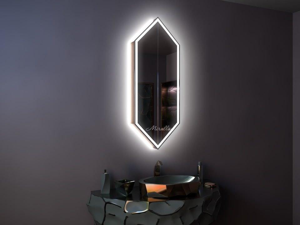 Зеркальный шкаф для ванной Bobby