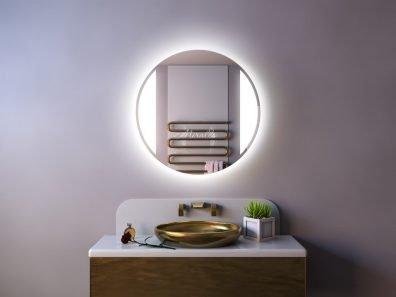 Зеркальный шкаф для ванны Marika