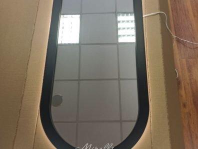 зеркало с интерьерной подсветкой Alba