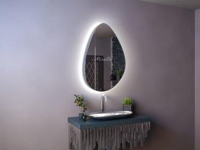 Зеркальный шкаф для ванны Walter Extra